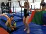 National Gymnastics Day 2013- KMC Wipeout