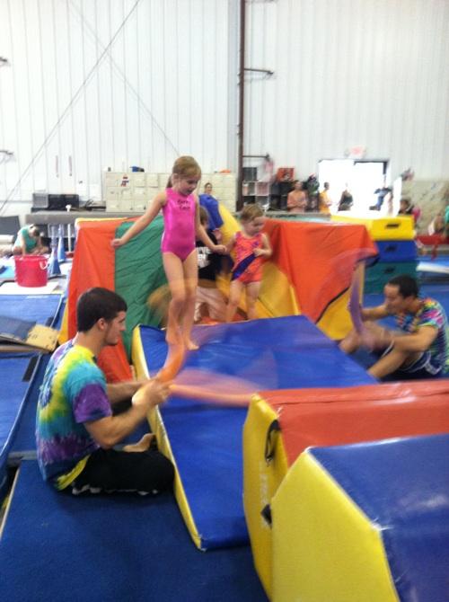 2013 National Gymnastics Day!